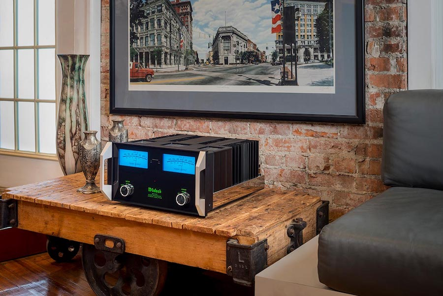 Mighty Sound and Stunning Looks from McIntosh Audio
