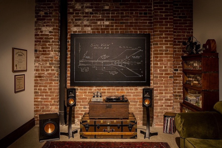 KLIPSCH AUDIO: CLASSIC DESIGN, QUALITY MATERIALS, LIFELIKE SOUND